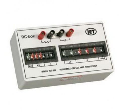 IET Labs RCS-500 Series Resistance-Capacitance Decade Substituters
