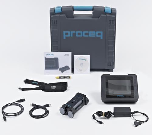 Proceq PM 650 AI [39230001] Metal rebar locator / with data logger