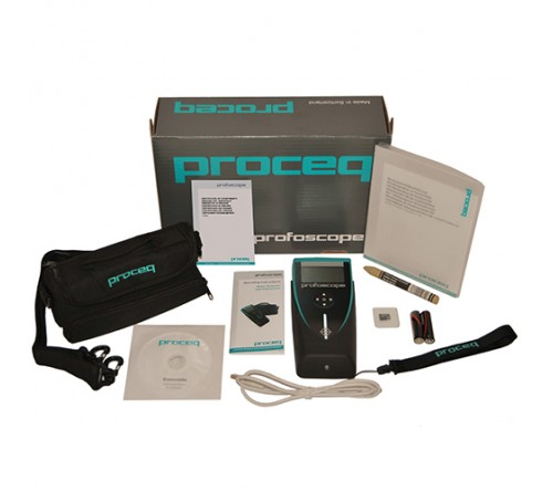 Proceq Profoscope+ [39120000] Rebar Detector and Covermeter