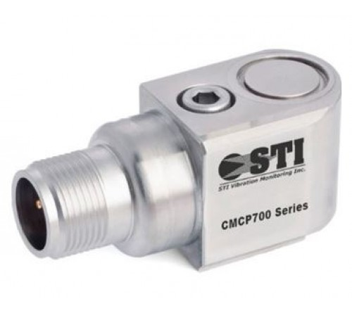 STI CMCP780A Compact Side Exit Accelerometer