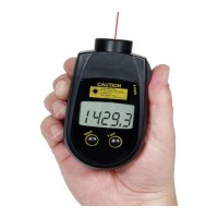 CheckLine PLT-5000 Pocket Laser Tachometer