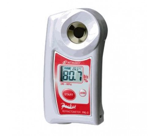 "Atago Digital Hand-held ""Pocket"" Refractometer - PAL-2"