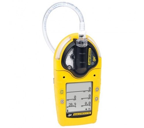 BW GasAlertMicro 5 PID (Diffusion) LEL(F) O2 CO+H2S VOC(PID) Gas Detector (Rechargeable Battery)