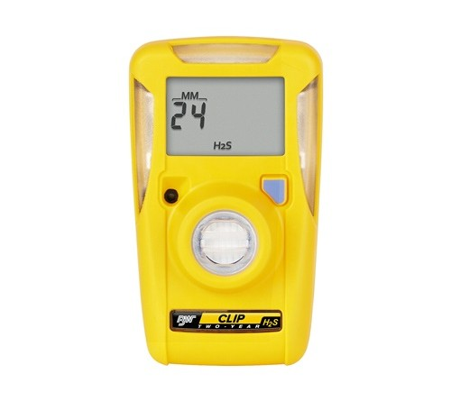 BW BWC2-H510 Hydrogen Sulfide (H2S) 5/10 ppm Gas Detector