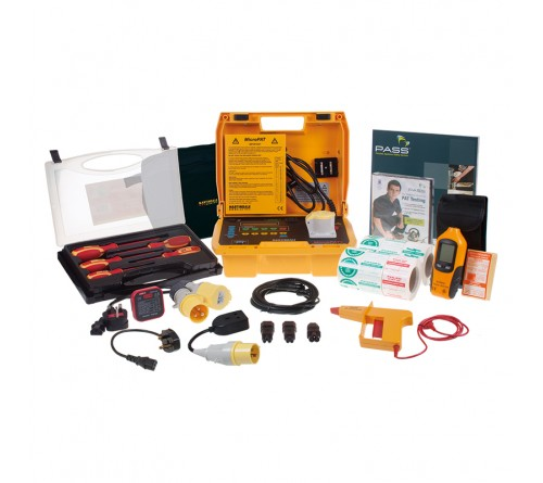 Martindale MicroPAT Plus PAT Tester - PAT Premium Kit (Bundle 3)