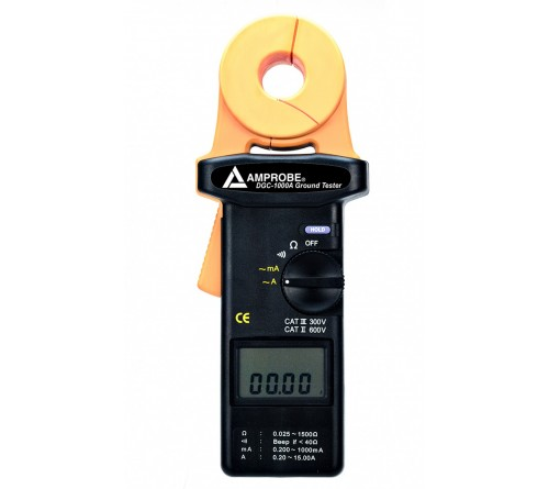 Amprobe DGC-1000A Earth Resistance Clamp Meter