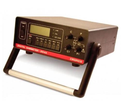 Seaward DO4A Cropico Portable Digital Ohmmeter