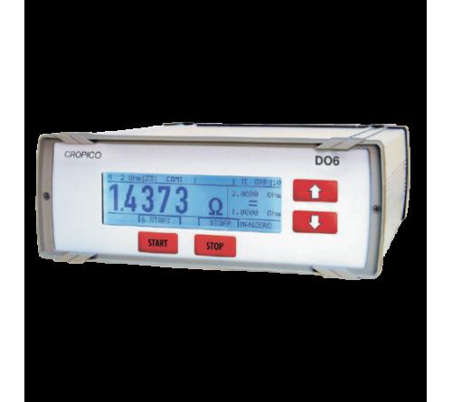 Seaward DO6 Cropico Digital Micro ohmmeter ( ITEM DISCONTIUNED )