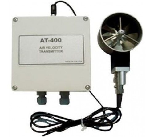 Kanomax AT400-100 Vane Air Velocity Transmitter
