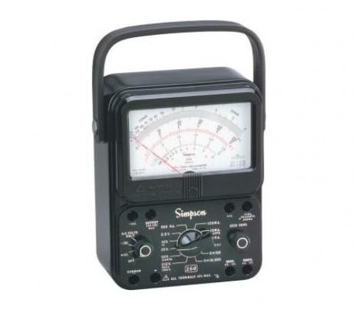 Simpson 260-8 Analog VOM Meter
