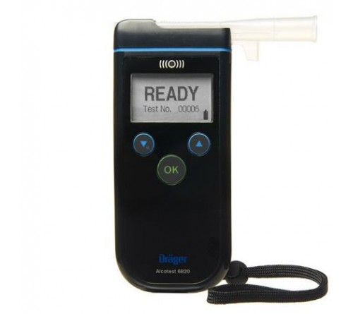 Drager Alcotest 6820 Safety Diagnostics