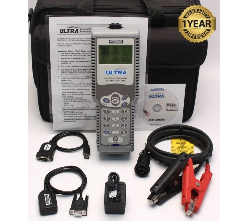 Midtronics Celltron Ultra CTU-6000 Battery Analyzer Kit