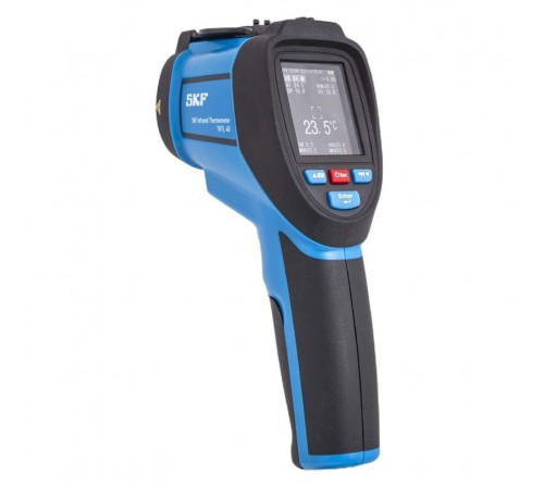 SKF TKTL 40 Dual Laser Infrared and contact Video thermometer