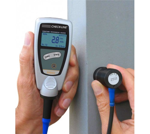 CheckLine DCFN-3000EZ Combination Ferrous & Non-Ferrous Coating Thickness Gauge