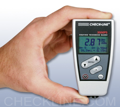 Checkline DCN-3000PS Non-Ferrous Coating Thickness Gauge