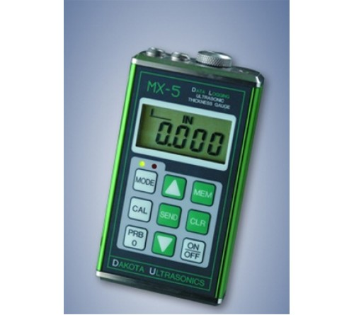 CheckLine MX-5 General Purpose Ultrasonic Thickness Gauge