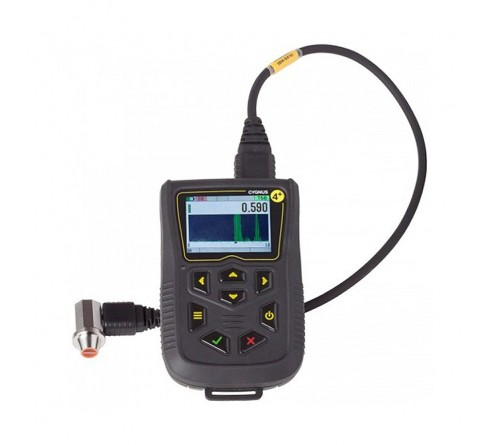 Cygnus 4+ MK5 General Purpose Multi-Mode Ultrasonic Thickness Gauge  Complate Data Logging