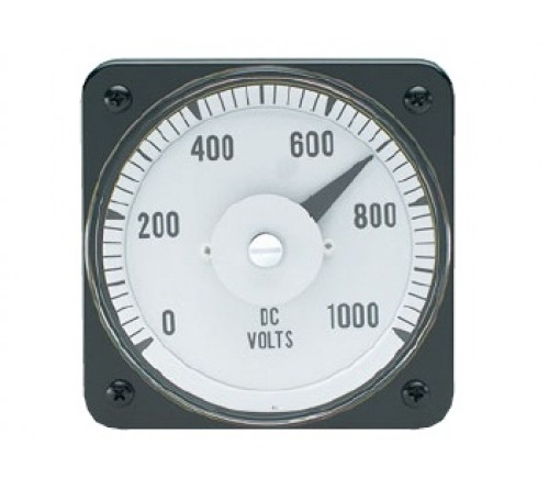Yokogawa 103-011-NOND DC Volt Series DB-40 Current and Voltage Switchboard Meters