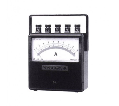 Yokogawa 201301 AC Ammeter, 20/100 mA; 0.3/0.2 VA
