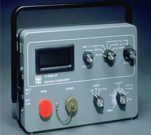 YSI 58-115 Dissolved Oxygen Meter