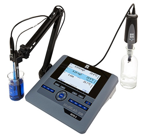 YSI MultiLab BOD/pH Lab Kit MultiLab 4010-2, OBOD probe, and pH electrode, IDS 4110, IDS ProOBOD