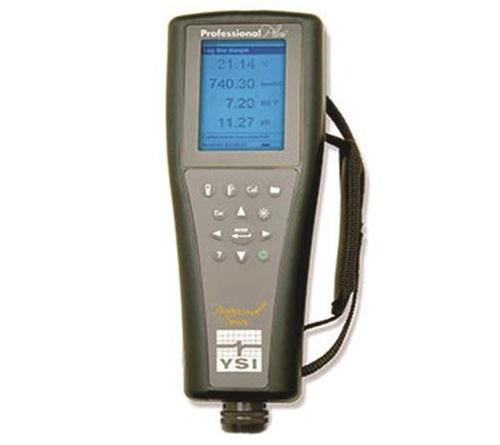 YSI PP Quatro-4 G PH/OR ProPlus Galvanic DO pH ORP Quatro 4 Meter