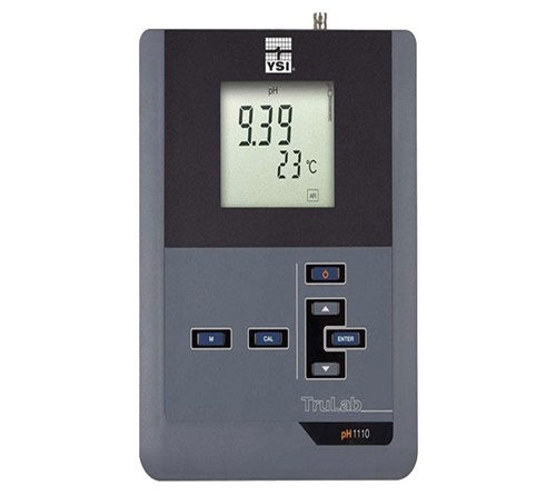 YSI TruLab pH 1110 Laboratory Benchtop Meter